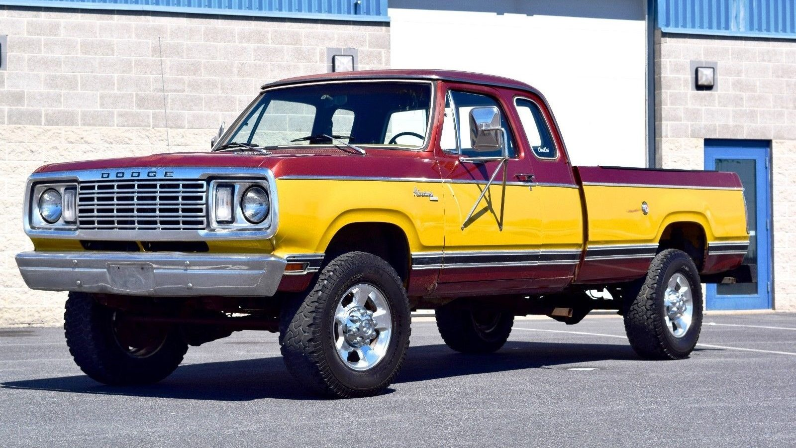 Dodge Power Wagon 1977 >> Ready For Adventure: 1977 Dodge Power Wagon