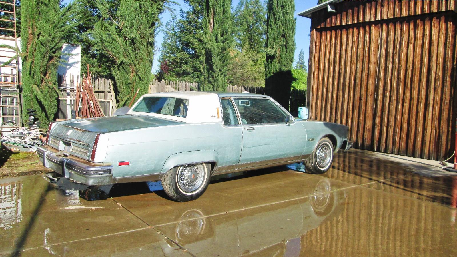EXCLUSIVE: 1982 Oldsmobile 98 Regency