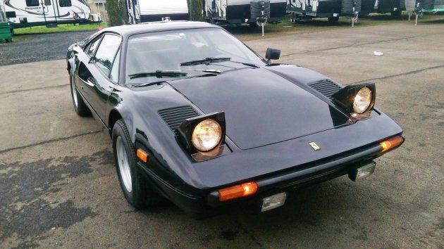 Emissions Delete: 1983 Ferrari 308 GTBi