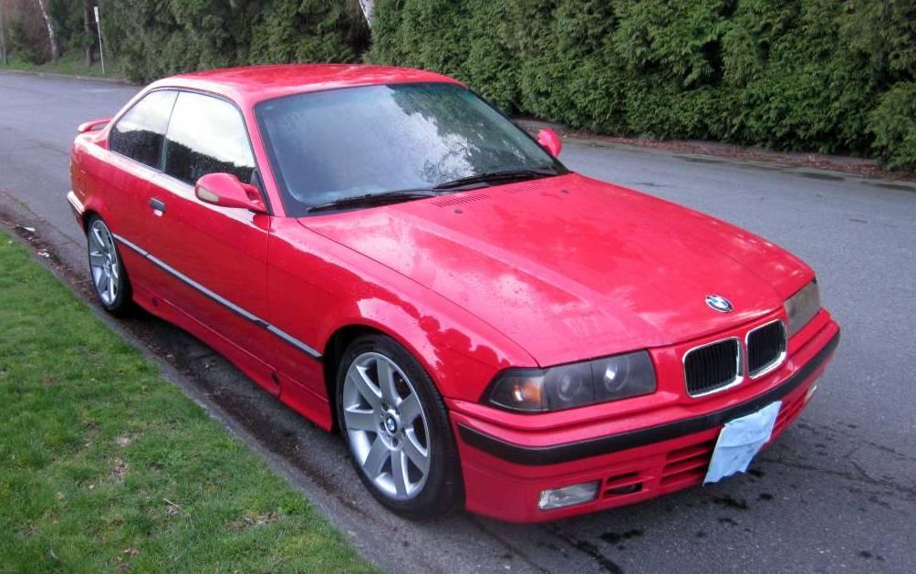 M Killer BMW SS With Ecotec Power - 1993 bmw m3