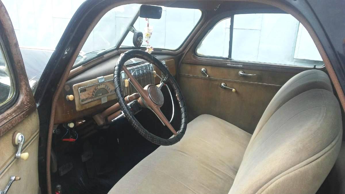Prewar Survivor 1940 Chevrolet Special Deluxe Coupe