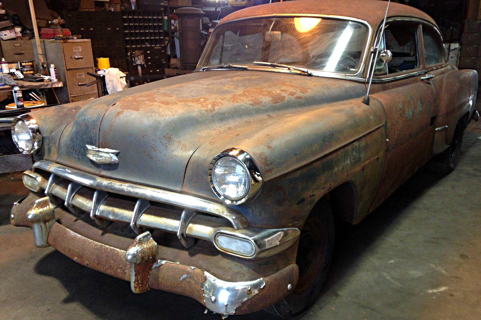 Solid Potential 1954 Chevrolet Bel Air