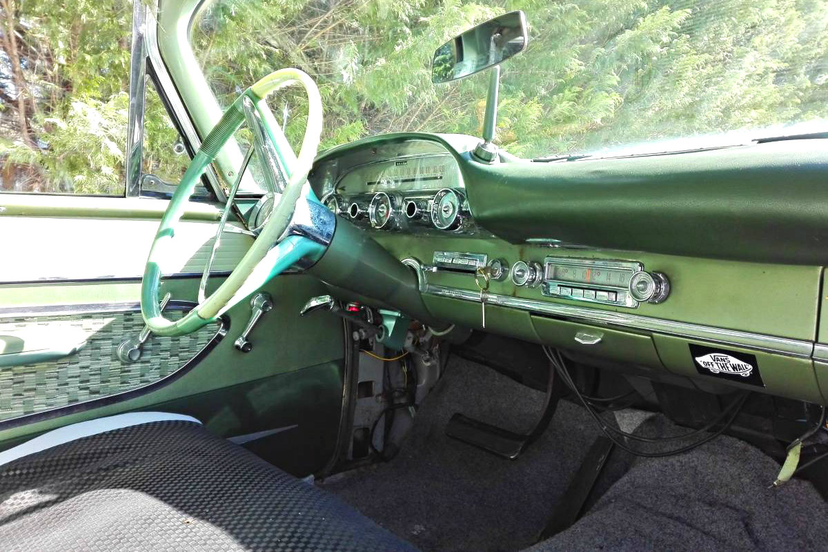 Ready To Roll Original 1959 Desoto Firedome