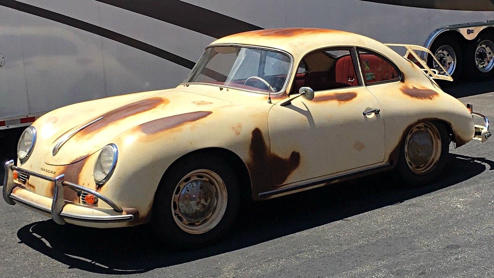 Award Winning Patina 1959 Porsche 356a