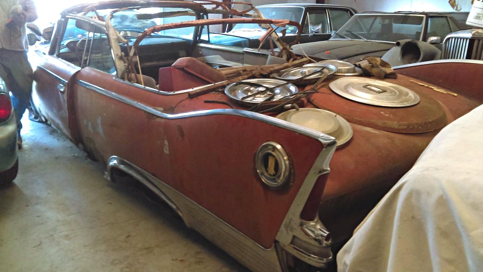 Fury-ous Convertible: 1960 Plymouth Fury