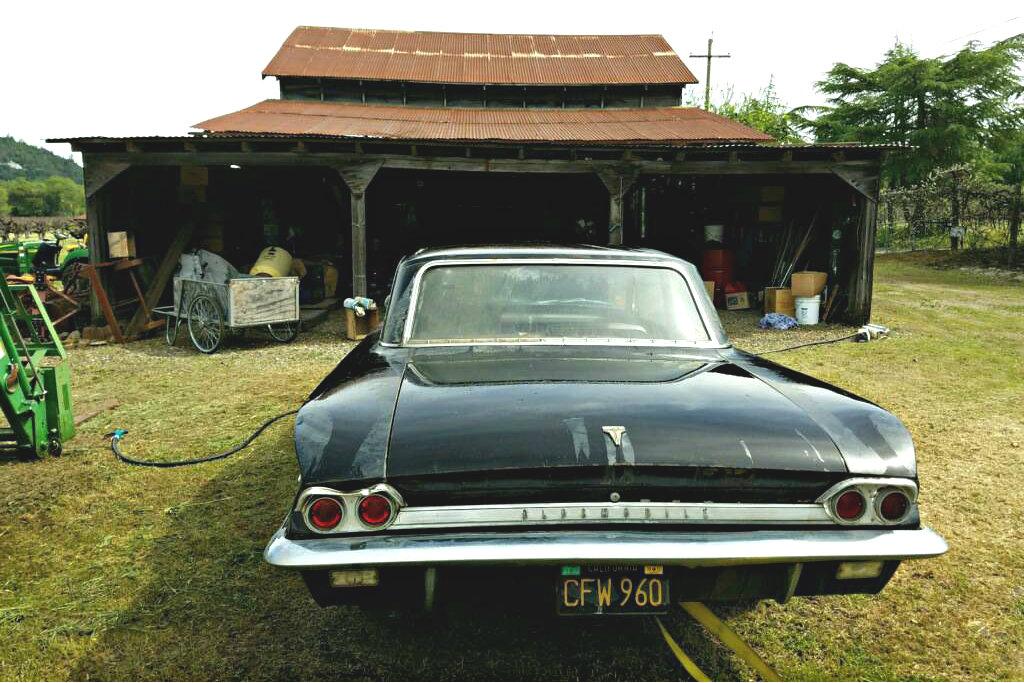How To Start A Stick Shift >> Barn Retrieved: 1962 Oldsmobile F85