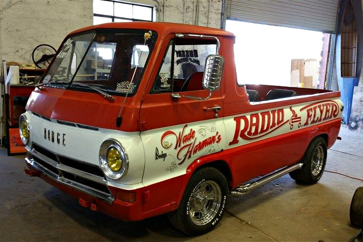 Childs Play: 1966 Dodge A100 Pickup