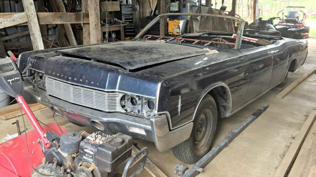 3 For 1 Suicide Door Collection: 1966 Lincoln Continental