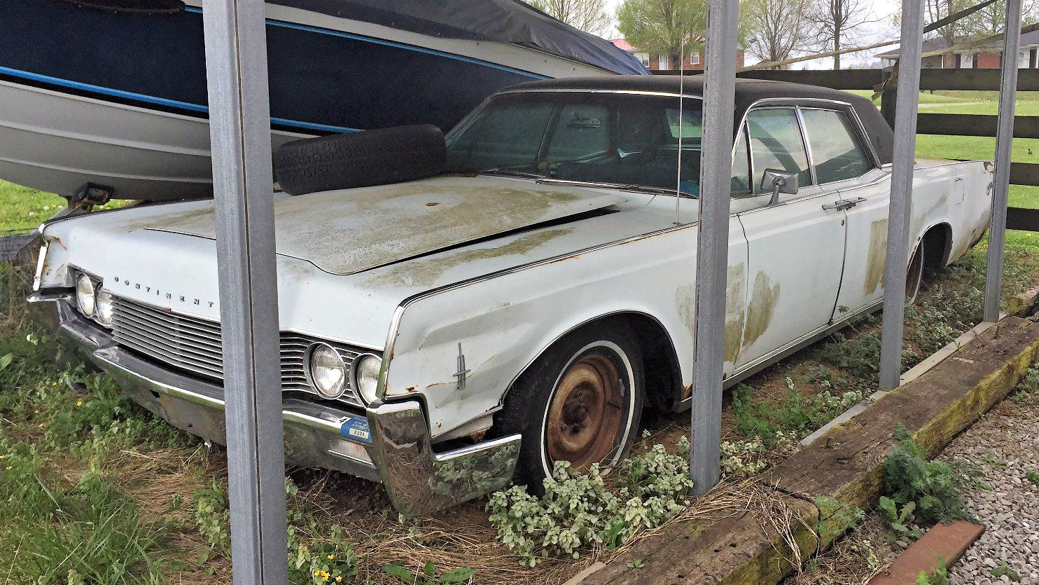 lincoln continental valley parts salvage desert auto