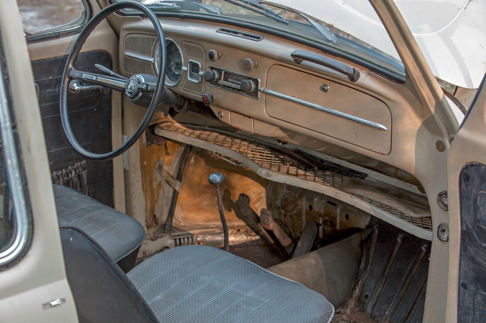 Forgotten Type 1 1967 Volkswagen Beetle