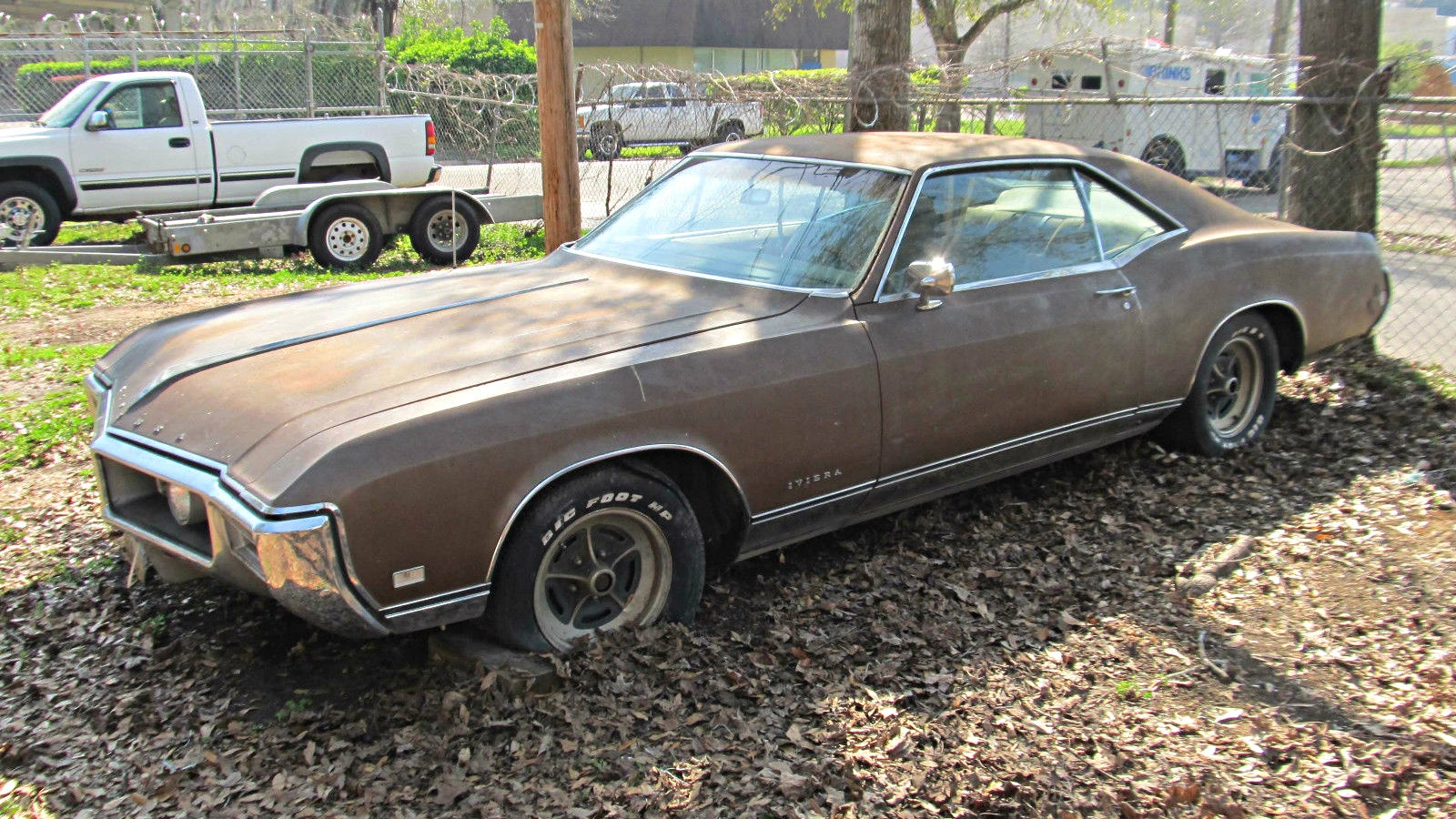 Only 30 000 Miles 1968 Buick Riviera