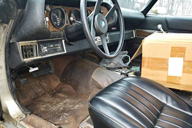 Split Bumper Delight 1973 Chevrolet Camaro Rs