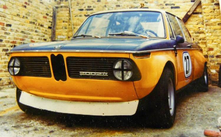 Ex-Works Roundie: BMW Alpina 2002ti