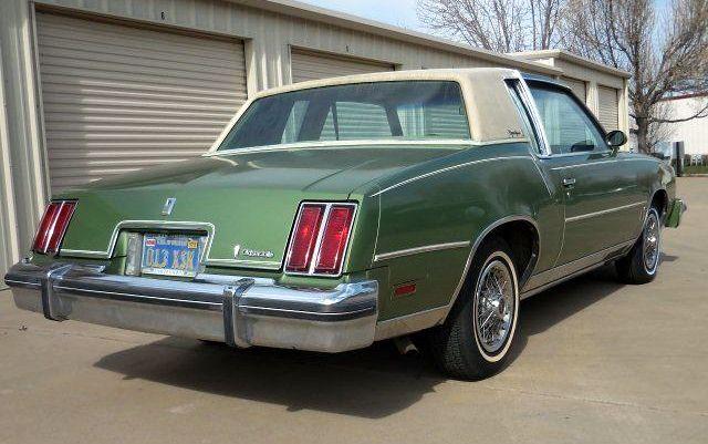 Cars For Sale By Owner >> Supreme Survivor: 24k Mile 1979 Oldsmobile Cutlass