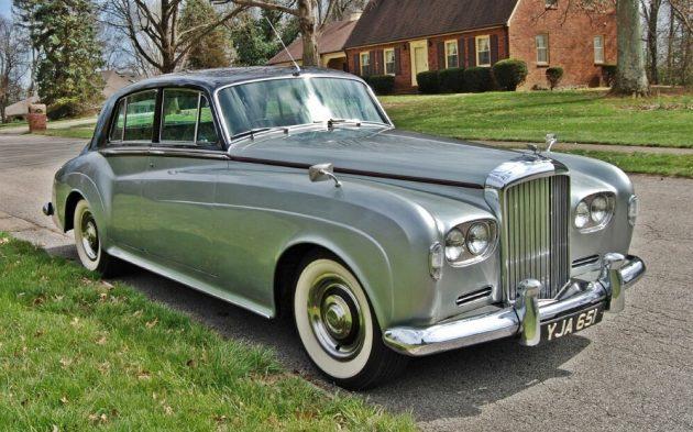 EXCLUSIVE: 1963 Bentley S-3 Standard Saloon