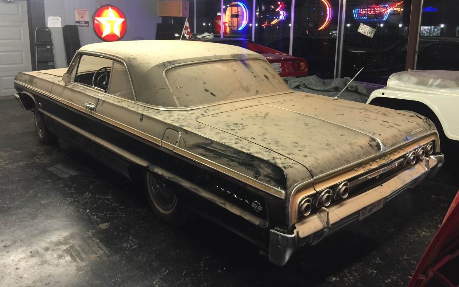EXCLUSIVE: 1964 Chevrolet Impala SS