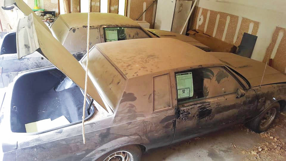 Brand New 1987 Buick Grand Nationals Found!