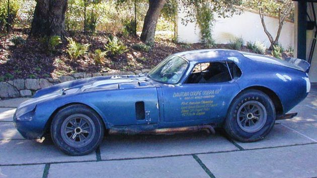 The Tale Of The Lost Daytona Coupe