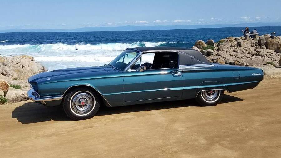 1966 t bird car pictures   car canyon
