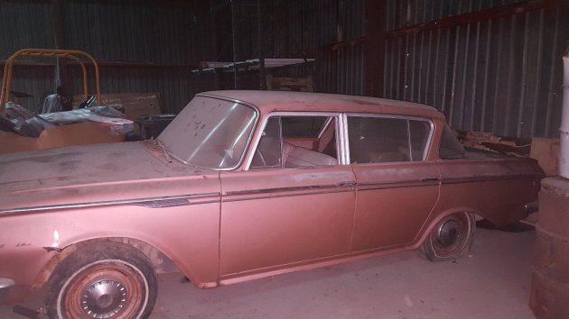 Ghost Find: 1962 Rambler Classic