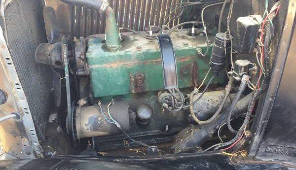 A Bit Of History 1931 Rockne Sedan