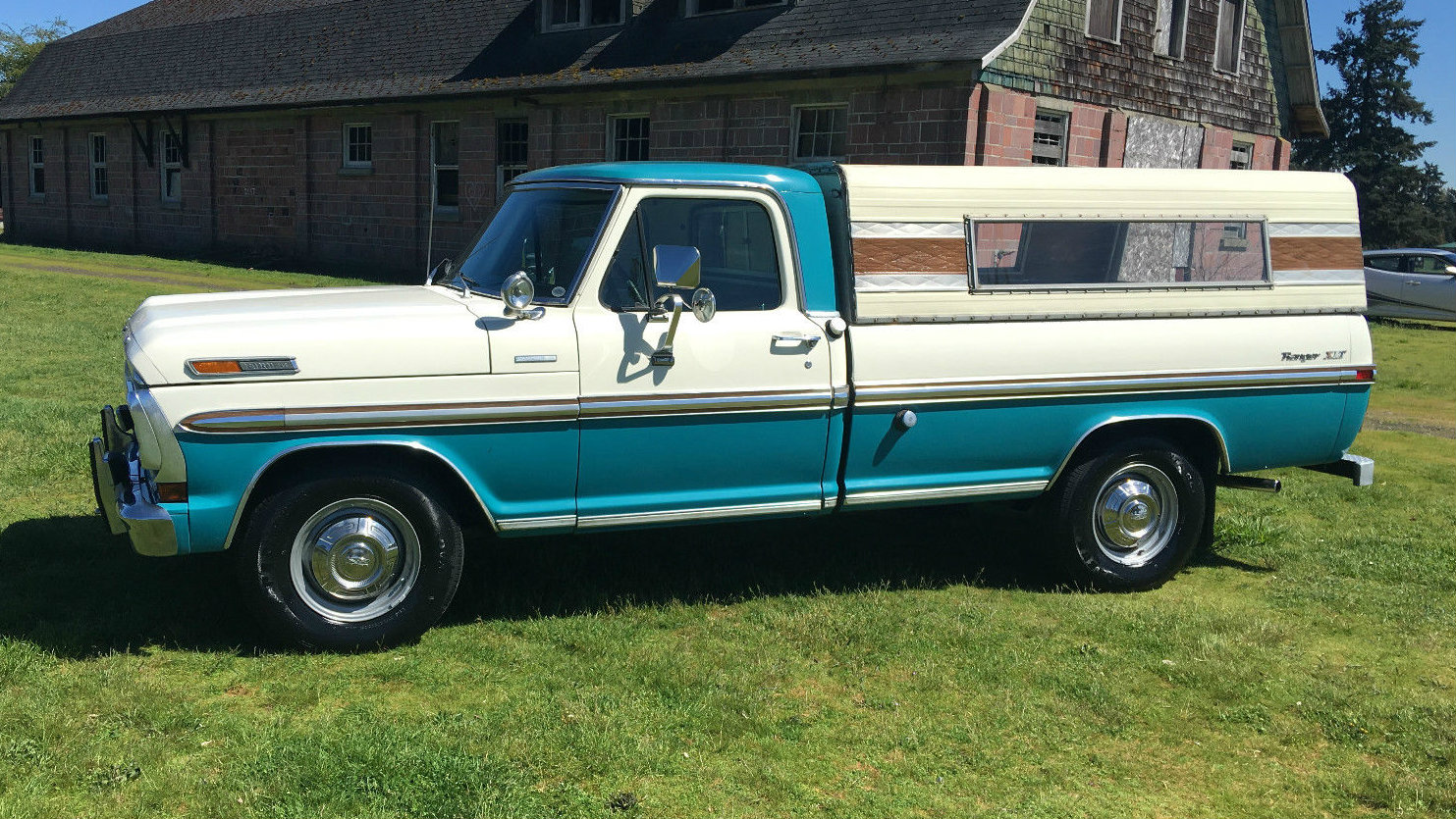 Used Ford Ranger For Sale >> Thumbs Up Wherever It Goes: 1970 Ford F250 Ranger XLT