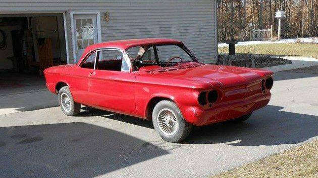 Not One, But Two Corvairs For $3,000