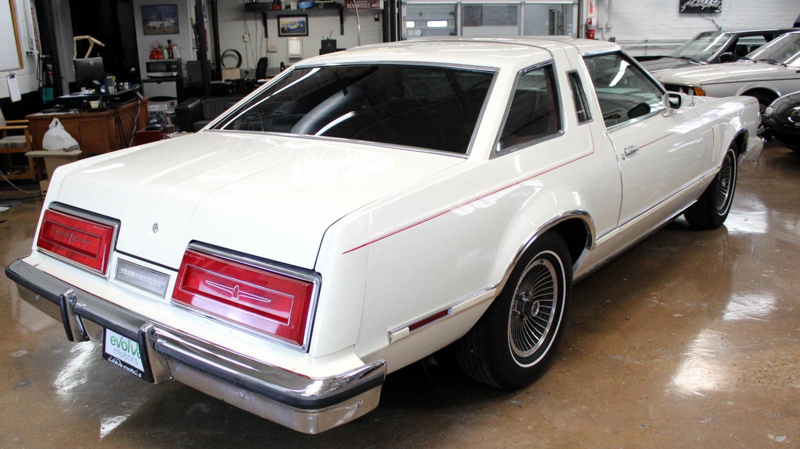 One Owner Survivor: 1979 Ford Thunderbird