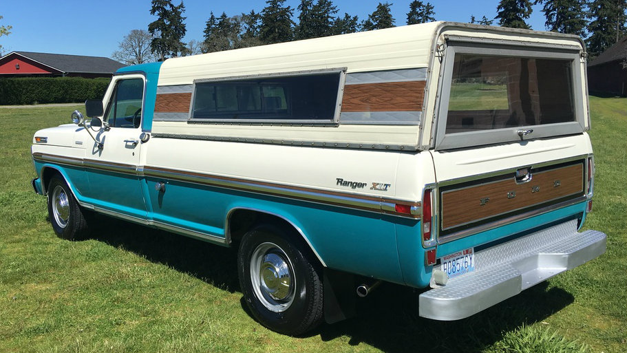 The Truck Is For Sale Here On Ebay In A No Reserve Auction That Has Just Broken Through  Its Located In Tacoma Washington The Seller Tells Us It