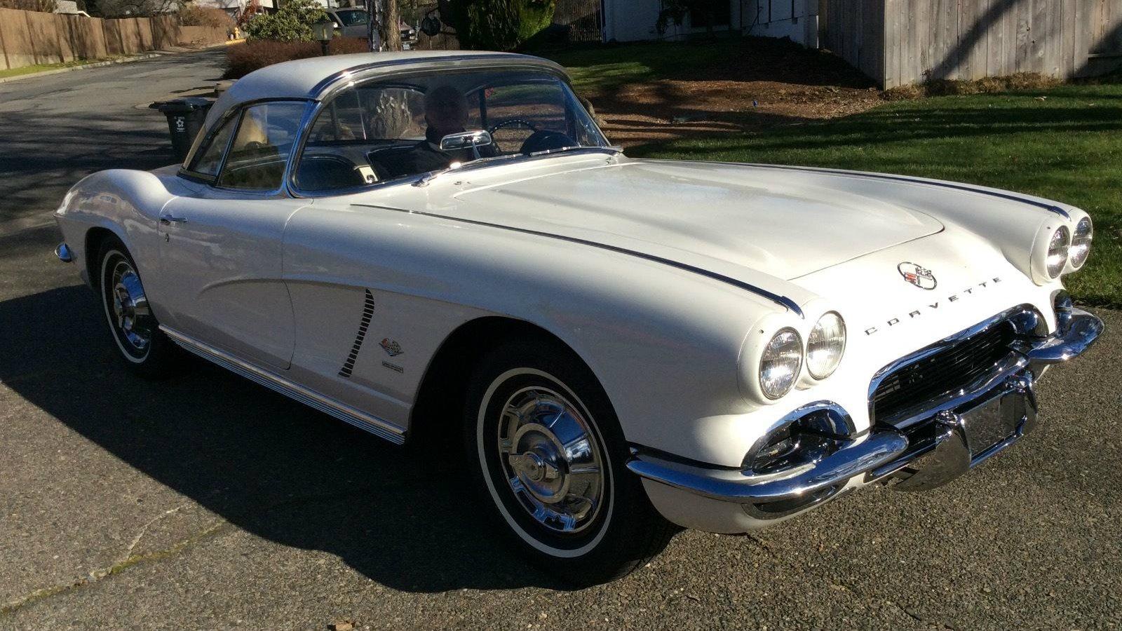 Corvettes For Sale >> Original Fuelie! 1962 Corvette Survivor