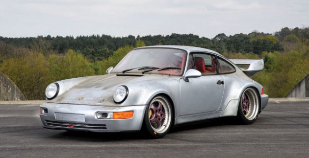 Six Miles From New 1993 Porsche 911 RSR