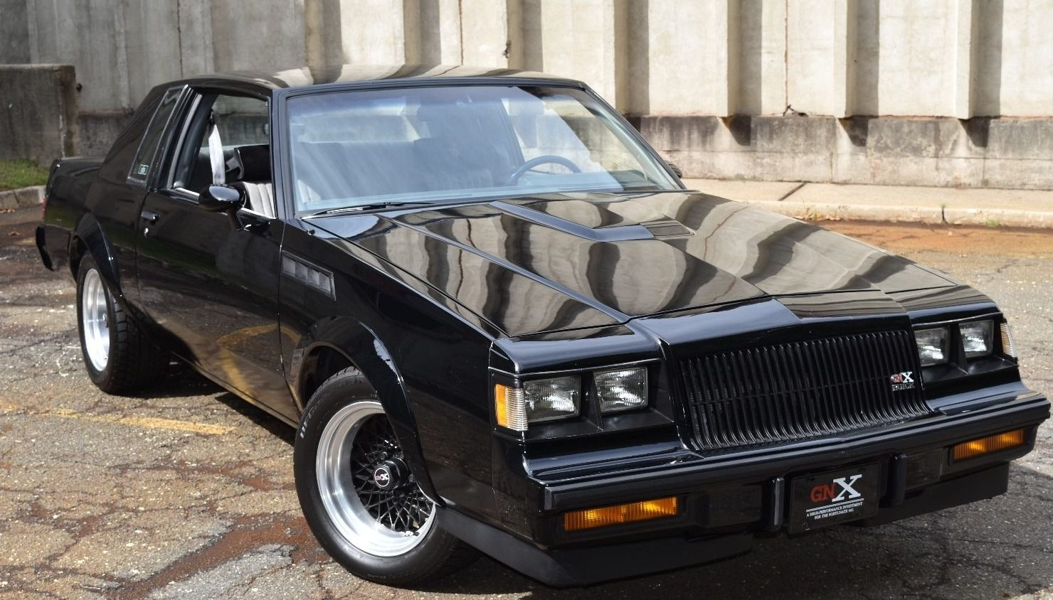 Gnx E on 1987 Buick Grand National