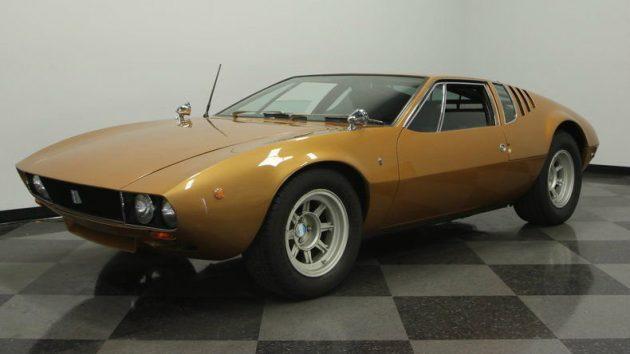 De Tomaso Pantera For Sale Usa >> Best In The World? 1969 De Tomaso Mangusta Survivor