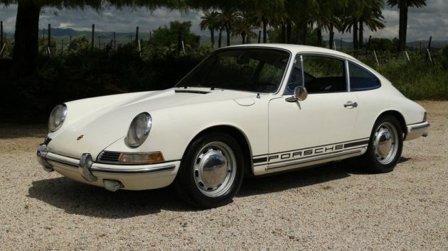 But For Two More Cylinders: 1967 Porsche 912 Restovivor