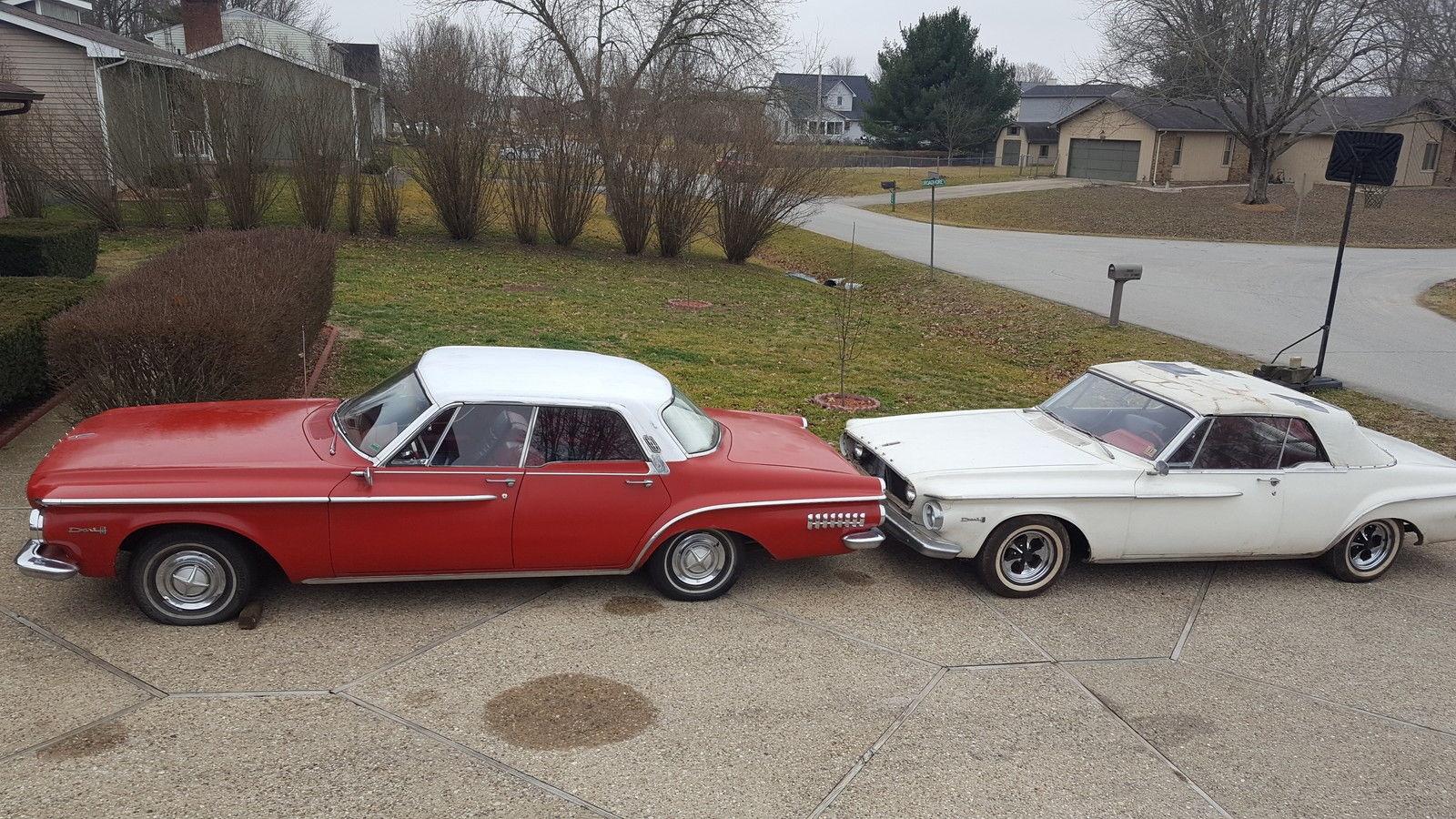Buy One Get One 1962 Dodge Darts