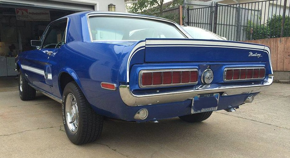 High Country Special: 1968 Ford Mustang