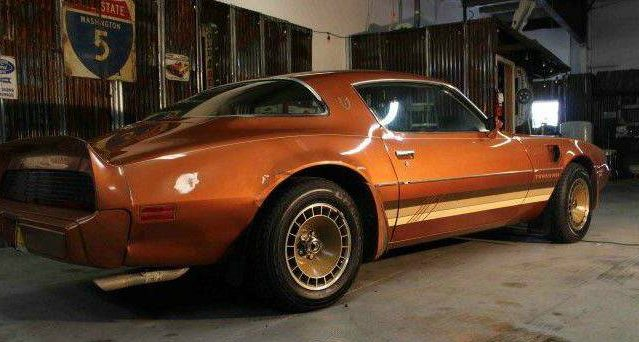 Camaro Trans Am >> Fiero Bronze: 1980 Trans Am Turbo WS6