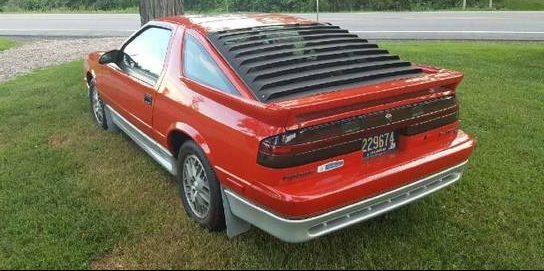 Showroom Fresh 2000 Mile Dodge Daytona