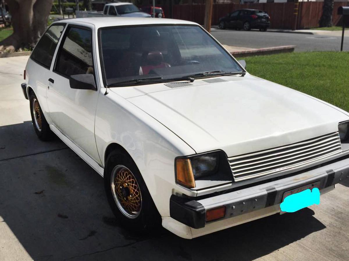 factory turbo car 1984 dodge colt gts turbo. Black Bedroom Furniture Sets. Home Design Ideas