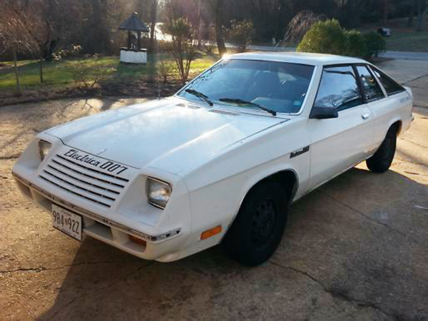 Dodging Electrons: 1980 Dodge/Jet Electrica 007