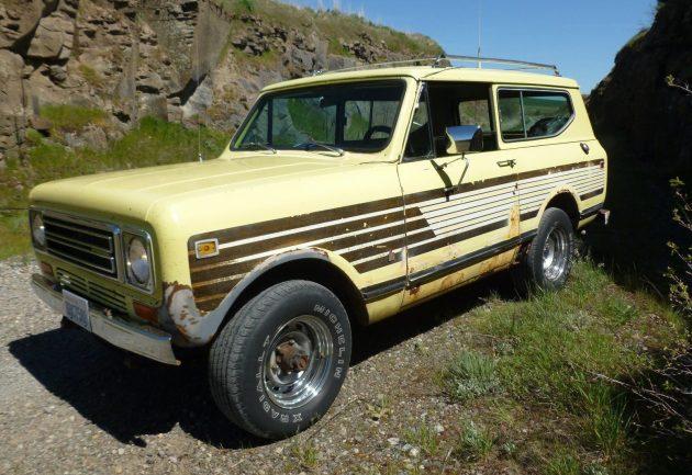 Rusty Driver: 1979 International Scout II