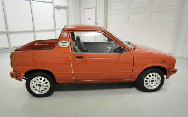 Mighty Tiny: 1986 Suzuki Mighty Boy