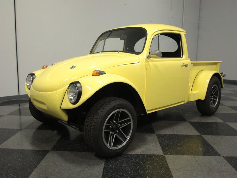 Haulin Non Hauler 1970 Vw Beetle Pickup