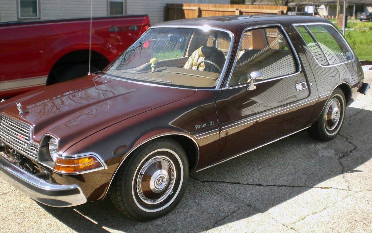 Super Sleeper: 1978 AMC Pacer 500 V8 Wagon