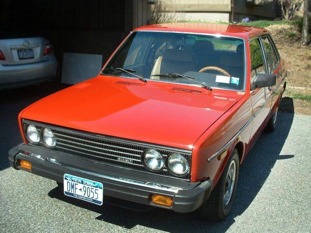 Bella Brava! 1980 Fiat Brava