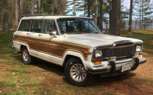Image Result For Jeep Grand Wagoneer