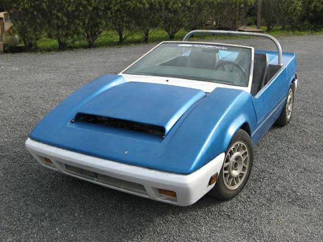 1990 Herb Adams V S E Jackrabbit Speedster