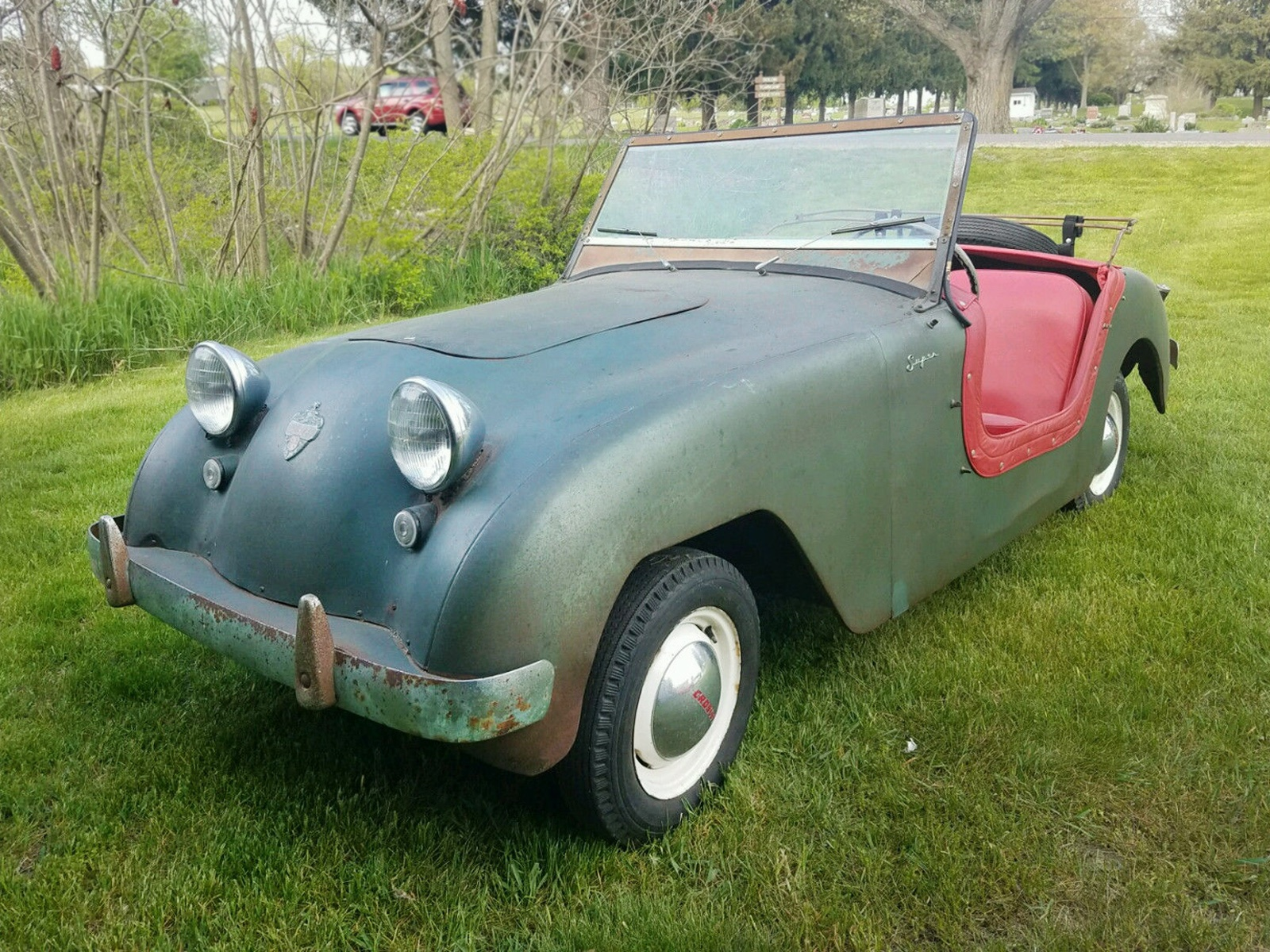 Cincinnatis Finest 1950 Crosley Hot Shot-3024