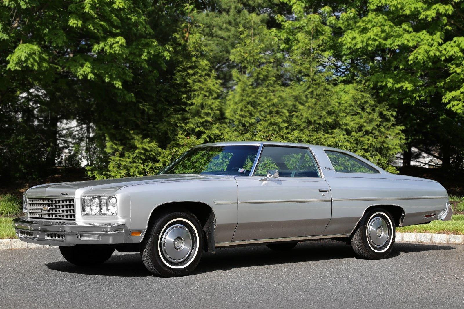 14,534 Miles! 1976 Chevrolet Impala