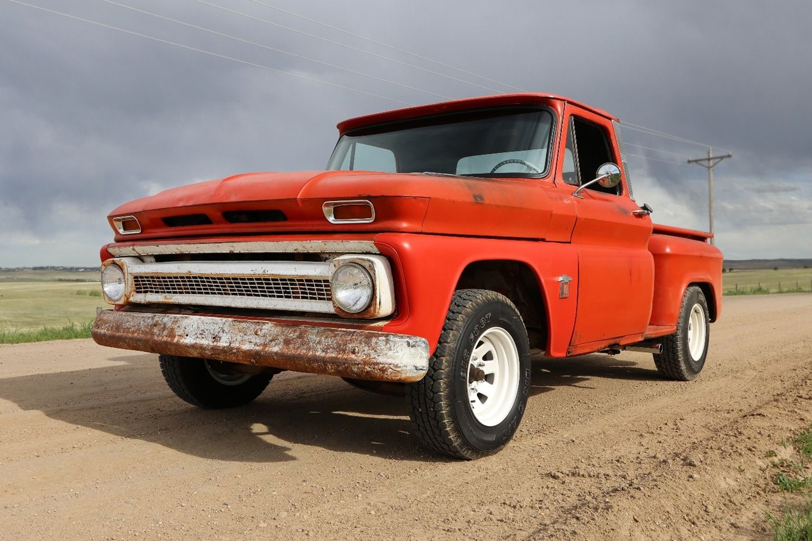 Outlaw's Dang Garage! 1964 Chevrolet C-10